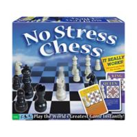 """Winning Moves® """"No Stress Chess®"""" Board Game"""