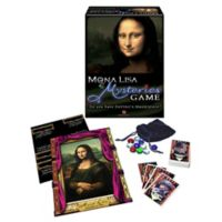 "Winning Moves® ""Mona Lisa Mysteries™"" Board Game"