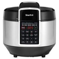 Starfrit Electric Pressure Cooker in Black
