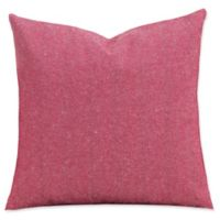 SIScovers® Red Barn 16-Inch Square Throw Pillow in Red