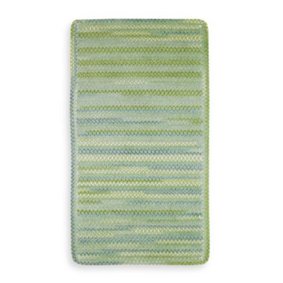 Sailor Boy Rectangle Sea Monster 2-Foot x 3-Foot Accent Rug