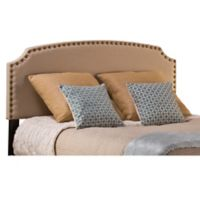 Hillsdale Lani Full Headboard with Frame in Cream