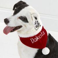 Santa Paws Size Small Dog Bandana