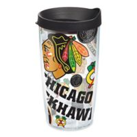 Tervis® NHL Chicago Blackhawks 16 oz. Allover Wrap Tumbler with Lid