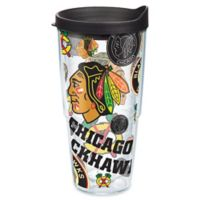 Tervis® NHL Chicago Blackhawks 24 oz. Allover Wrap Tumbler with Lid
