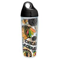 Tervis® NHL Chicago Blackhawks 24 oz. Allover Wrap Water Bottle with Lid