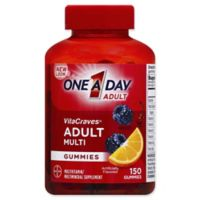 One A Day® VitaCraves® 150-Count Multivitamin Gummies