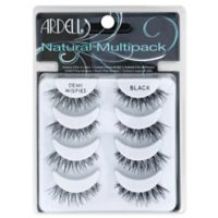 Ardell Natural 4 Pack Demi Wispies Lashes