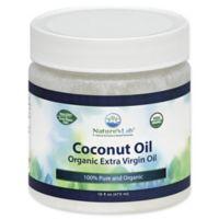 Nature's Lab™ 16 fl. oz. Organic Extra Virgin Coconut Oil