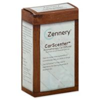 Zennery™ CarScenter™ Aromatherapy Car Diffuser and Refills