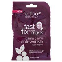 Alba Botanica™ 1-Count Fast Fix Sheet Anti-Wrinkle Camu Camu Mask