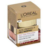 L'Oréal® Paris 1.7 fl. oz. Age Perfect Cell Renewal Rosy Tone Moisturizer
