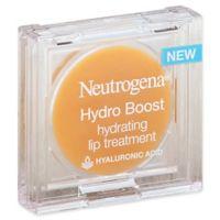 Neutrogena® Hydro Boost .1 oz. Hydrating Lip Treatment