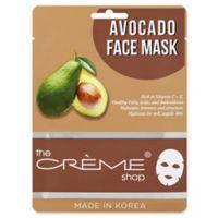 The Creme Shop® Avocado Face Mask