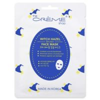 The Creme Shop® Witch Hazel Infused Face Mask