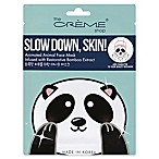 The Crème Shop® Slow Down Skin Animated Panda Face Mask