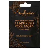 SheaMoisture® .5 oz. African Black Soap Clarifying Mud Mask Packet