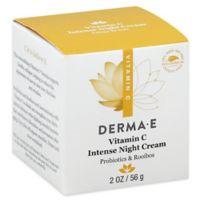 Derma E 2 oz. Vitamin C Intense Night Cream