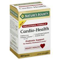 Nature's Bounty® 60-Count Cardio-Health Capsules