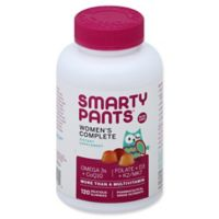 SmartyPants® 120-Count Women's Complete Multivitamin Gummies