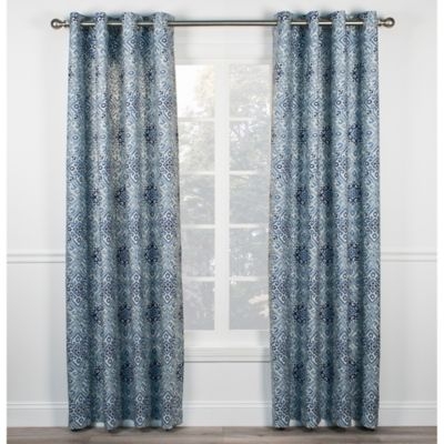 Buy Denim Curtains from Bed Bath & Beyond