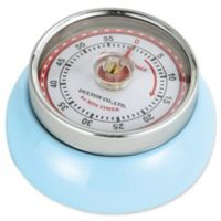 Kuechenprofi by Frieling Retro Kitchen Timer in Light Blue
