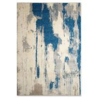 Ren-Wil Alberto Urban Abstract 5-Foot 2-Inch x 7-Foot 2-Inch Multicolor Area Rug