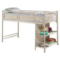 Hillsdale Kids and Teen Brandi Junior Loft Bed in White