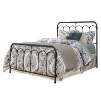 Hillsdale Furniture Jocelyn Twin Bed Set with Frame in Black