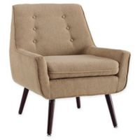 Linon Home Tiffany Chair in Espresso
