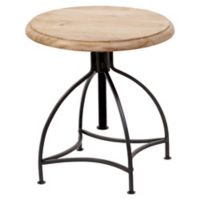 Ren-Wil Fairmount Accent Table in Natural