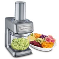 Cuisinart® Pro Slice Shred Spiralizer in Gunmetal