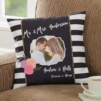 Modern Chic 14-Inch Throw Pillow