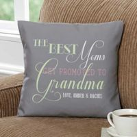 Loving Words To Her 14-Inch Square Throw Pillow