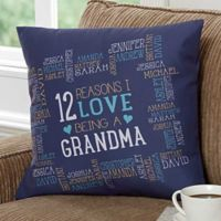 Reasons Why 18-Inch Square Throw Pillow