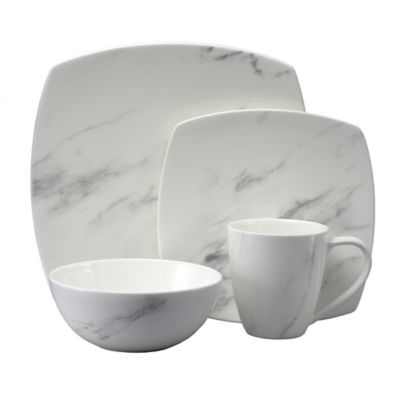 Buy Square Dinnerware Sets For 16 from Bed Bath & Beyond