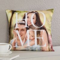 HOME 14-Inch Square Throw Pillow