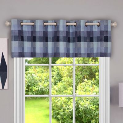 Beau Achim Harvard Kitchen Window Valance