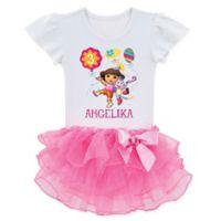 Dora the Explorer™ Size 5/6 Birthday Balloons Tutu T-Shirt
