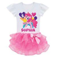 My Little Pony Size 2T Pinkie Pie Birthday Tutu T-Shirt