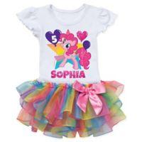 My Little Pony™ Size 5/6 Pinkie Birthday Tutu T-Shirt