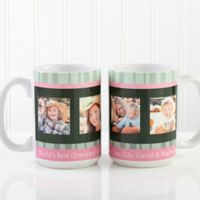 Photo Message to Her 15 oz. Coffee Mug in White