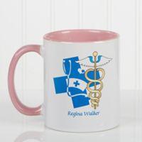 11 Medical Specialties 11 oz. Coffee Mug in Pink