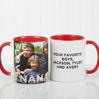 Loving Them 11 oz. Photo Coffee Mug