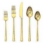 Olivia & Oliver Harper 5-Piece Flatware Place Setting in Gold