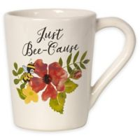 "Precious Moments® ""Just Bee-Cause"" Flower Mug"