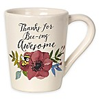 "Precious Moments® ""Thanks for Bee-ing Awsome"" Flower Mug"