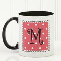 Dot to Dot 11 oz. Personalized Coffee Mug