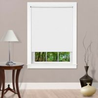 Achim 73-Inch x 72-Inch Tear Down Light Filtering Cordless Roller Shade in White