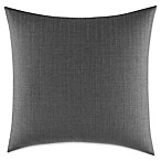 Vera Wang Home Charcoal Floral European Pillow Sham in Charcoal